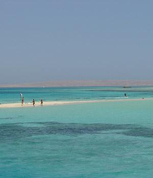 Hurghada Beach Front